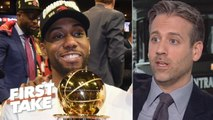 Kawhi to the Clippers is the strongest move for his legacy - Max Kellerman - First Take
