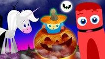 Halloween Songs for Kids - Halloween Nursery Rhymes - Spooky Scary Songs by BabyFirst TV