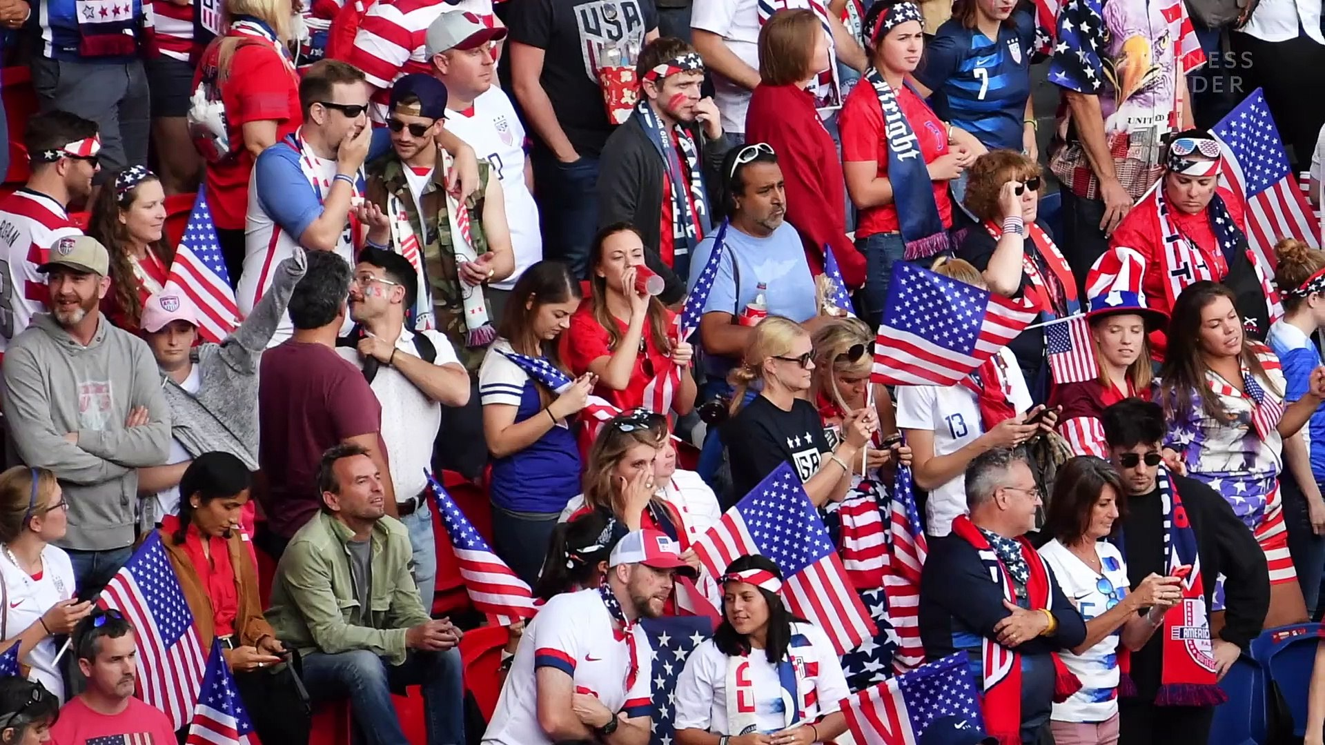 The US women's team moves on to the World Cup semifinal. Here's why American women are so