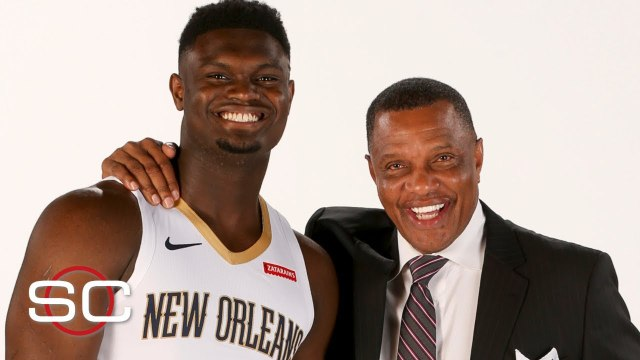 Zion, Anthony Davis trade will make the Pelicans a special team in the future - SportsCenter