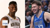Where do Zion's Pelicans and Luka Doncic's Mavs rank among NBA's top young cores? - Will Cain Show
