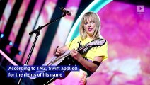 Taylor Swift Trademarks Her New Cat