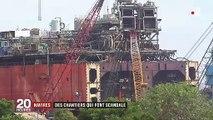 Inde : des chantiers navals de démolition qui font scandale
