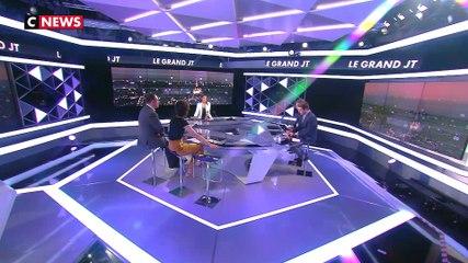 Sylvain Maillard - CNews lundi 24 juin 2019