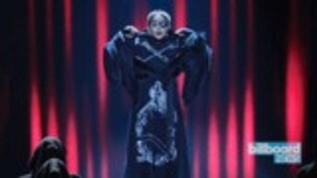 Madonna Scores Ninth No. 1 Album on Billboard 200 With 'Madame X' | Billboard News