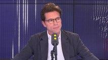 """""""C'est à notre génération de révolutionner la droite idéologiquement"""" selon le député européen LR Geoffroy Didier"""