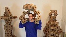 These building blocks let you create shape-shifting sculptures