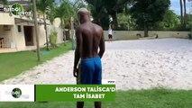 Anderson Talisca'dan tam isabet
