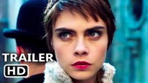 CARNIVAL ROW Official Trailer Tease # 2