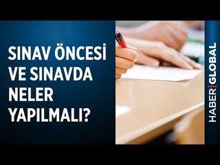 Sınava Nasıl Çalışmalı? Sorular Nasıl Çözülmeli? Sınav Öncesi Tüm Detaylar!