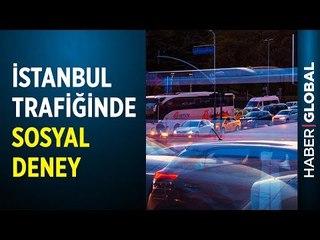 İstanbul Trafiğinde Sosyal Deney ve Sonuçları