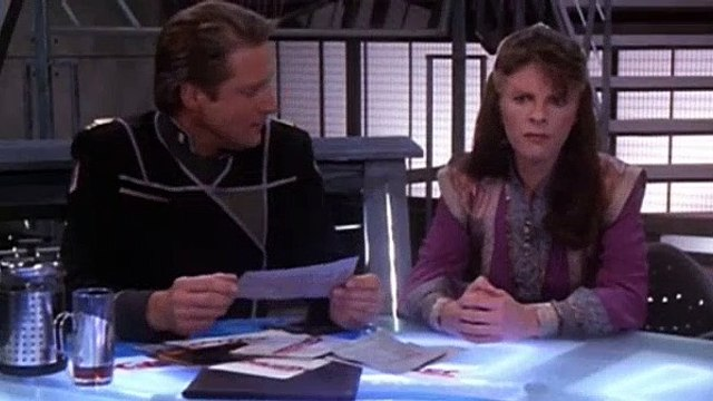 Babylon 5 Season 3 Episode 15 Interludes and Examinations
