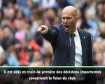 """Real - Zamorano : """"Zidane prend déjà des décisions importantes pour redresser la barre"""""""