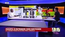 """CAN-2019 - La Tunisie fait match nul (1-1) : """"Des choix bizarres d'Alain Giresse"""""""