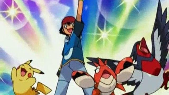 Pokemon Season 9 Episode 19 Ka Boom With A View!