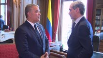 Iván Duque pide al ejército venezolano que se posicione con Guaidó