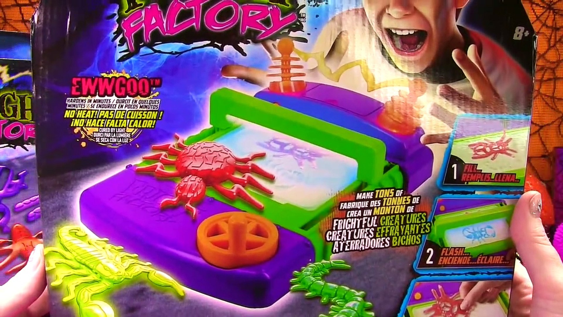 CRAWLERS TÉLÉCHARGER CREEPY