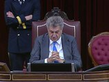 El Congreso aprueba con 299 votos a favor y 19 en contra la ley de Abdicación de Juan Carlos I