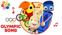 Rio 2016 Olympics song for Kids - Ready, Set, Sports- 2016 Summer Games Song for Children- BabyFirst