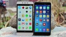Xiaomi Redmi Note 3 vs Letv LeEco Le 1s X500 - The Best Budget Smartphones of 2016