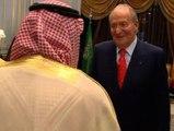 El Rey visita Arabia Saudí