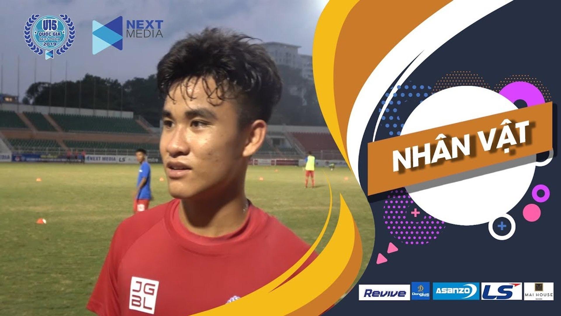 Sát thủ U15 Viettel hâm mộ Quang Hải, tự tin hướng đến ngôi vị số 1 | VFF Channel