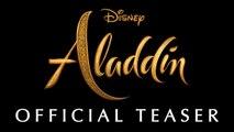 Aladdin - Full Movie Trailer in HD - 1080p