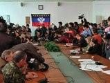 Los separatistas prorrusos de Donestk rechazan el pacto de Ginebra