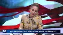 AOC DESTROYS Steve King On Twitter