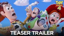 Toy Story 4 - Full Movie Trailer in HD - 1080p