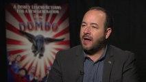 """IR Interview: Derek Frey (Producer) For """"Dumbo"""" [WDSHE]"""