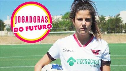 Jogadoras do Futuro: Gema Prieto