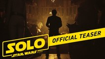 Solo: A Star Wars Story - Full Movie Trailer in HD - 1080p