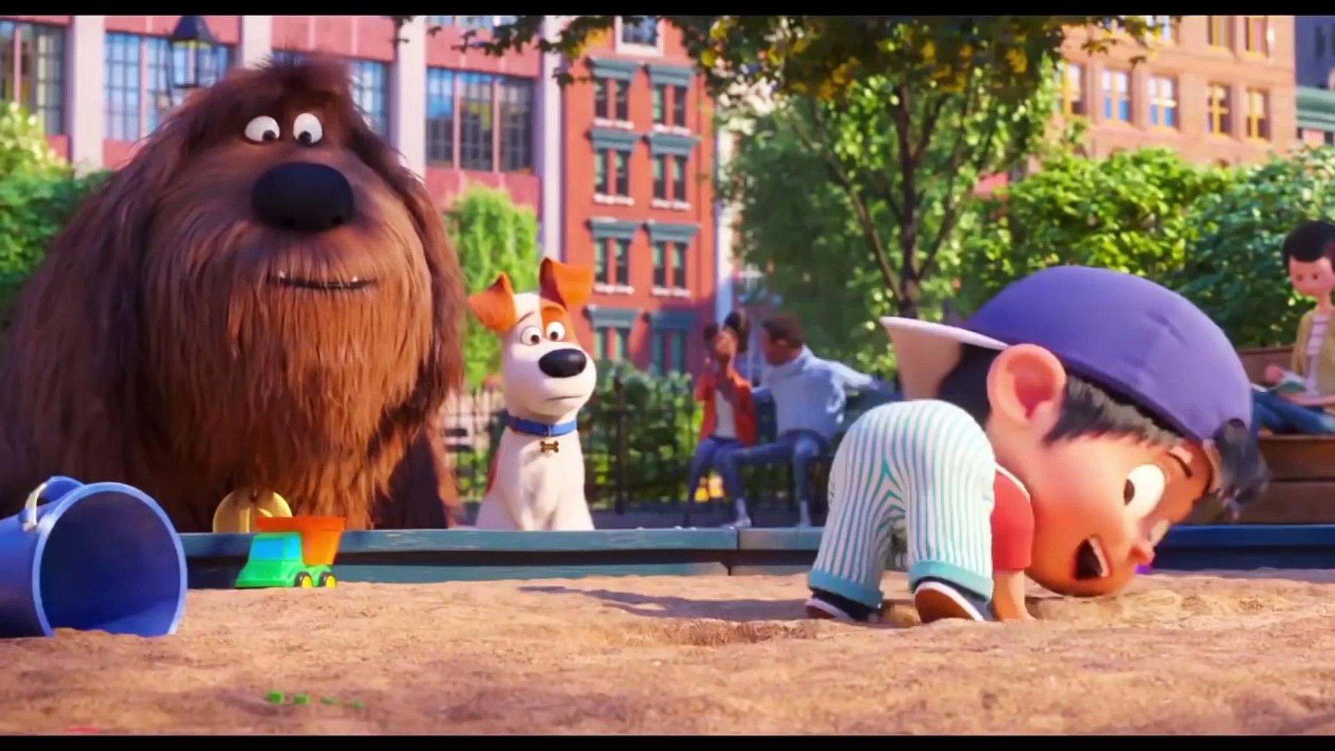 A Vida Secreta Dos Bichos O Filme Completo Dublado pets a vida secreta dos bichos 2 filme - danton mello é a voz do max