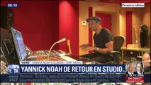 """Après 5 ans de pause, Yannick Noah revient avec """"Viens"""""""