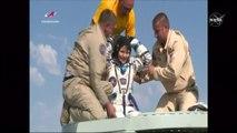 Regardez le retour sur Terre de 3 astronautes après plus de 6 mois à bord de l'ISS
