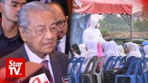 Dr M vows stern action against Pasir Gudang polluter