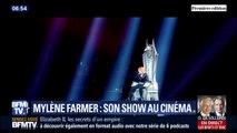 Mylène Farmer: son concert à Paris La Défense Arena diffusé au cinéma