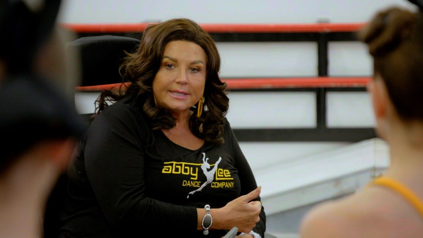 Dance Moms: The Dancers Review Abby as a Coach