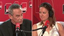 """Thierry Ardisson répond à Charline Vanhoenacker : """"Franchement je ne comprends pas votre attitude (...) Les leçons de Charline , j'en ai rien à foutre"""""""