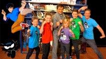 Jackie Chan meets the Ninja Kidz-