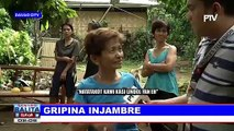 Mga tinatamaan ng Lacson fault sa Davao, nilagyan ng marka ng PHIVOLCS