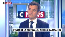 L'interview Gérald Darmanin