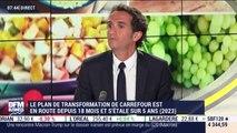 """Carrefour investit 2,8 milliards d'euros sur l'omnicanal: drive, """"drive piétons"""", e-commerce alimentaire - 25/06"""