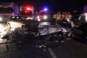Feci kaza: Aynı aileden 3 kişi öldü, 1 kişi yaralandı