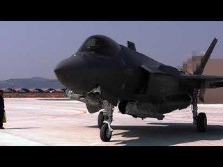 한국 최초 F 35A 스텔스 전투기 도입