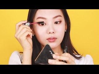 지속력 쩌는 데일리 개강 메이크업 | Korean Student Make up