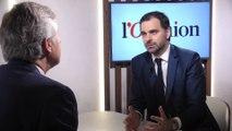 «La question, c'est comment débattre au-delà d'Emmanuel Macron pour apporter les idées de demain», assure Laurent Saint-Martin