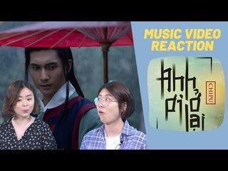 Chi Pu   ANH ƠI Ở LẠI   NGƯỜI HÀN XEM MV 'ANH ƠI Ở LẠI' - CHI PU   TÁN NHẢM VIỆT HÀN EP. 48