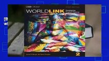 Online World Link 1: Student Book with My World Link Online For